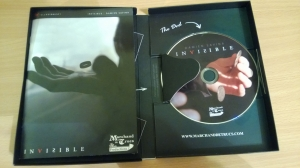 Invisible - Damien Savina