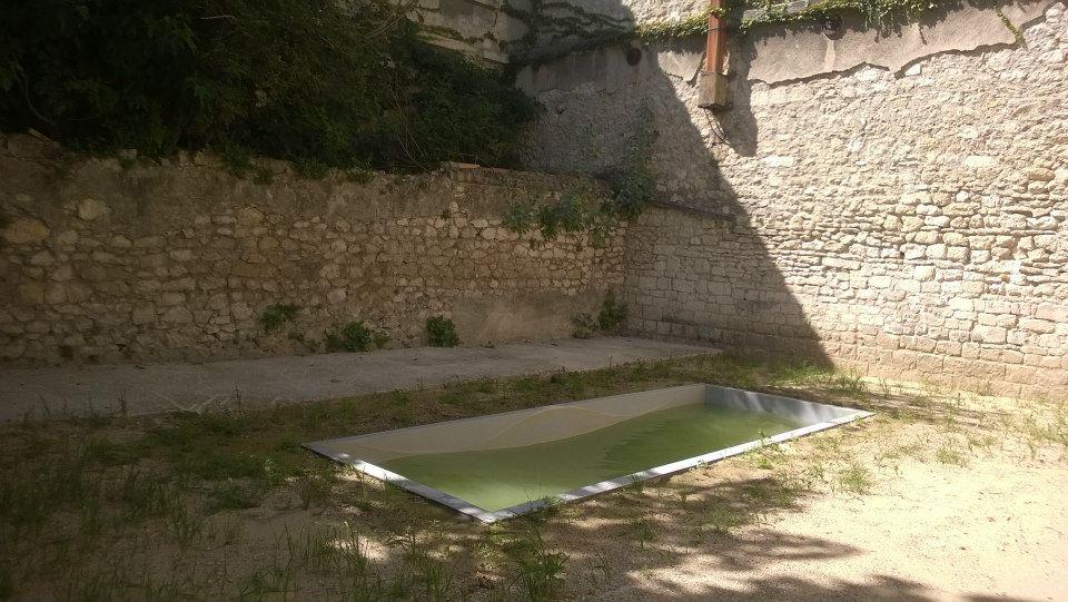 piscine prison sainte anne