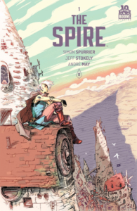 The Spire by Jeff Stokely